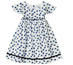 Fluttery butterfly dress! #busybeeskids