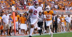 Look: Alabama continues its dominance of Tennessee