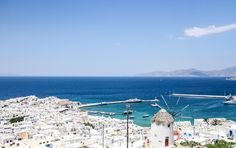 Mykonos can be a magical place whether you are 18 or 80. There's a spell the island seems to cast from the moment you step on to the airport tarmac or slide into their famous