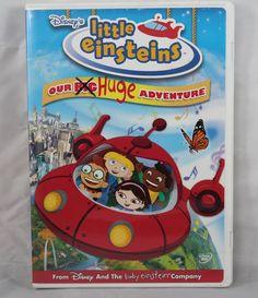 Disney's Little Einsteins: Our Big Huge Adventure (DVD, 2005)