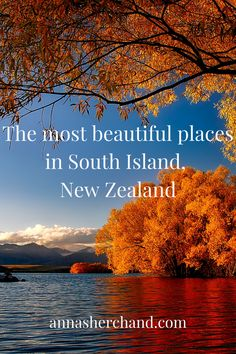 Most Beautiful Places In New Zealand South Island #southislandnz #bestphotospotsnz #nzinstagrammableplaces #nzsouthisland #nzsouthislandtravelguide #nztravelguide #nzphotospots #photogenicplacesnz #beautifulplacessouthislandnz #beautifulplacesnz