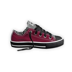 Custom Kicks from Converse -- Get in Touch with Your Inner Shoe... ❤ liked on Polyvore