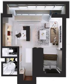 Art Space interior