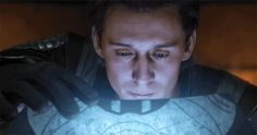 I've never seen this in a GIF! It doesn't even look like Loki! Is this Loki?... IS IT!!!