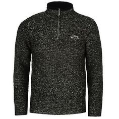#Weird fish mens heath #quarter zip #fleece oth long sleeve high neck top,  View more on the LINK: http://www.zeppy.io/product/gb/2/351929226384/