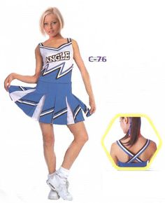 Shop top quality custom cheerleading uniforms and mascot costumes in any style you want, sublimated cheer uniforms on sale now. Custom Cheer Uniforms, Cheerleading Uniforms, Mascot Costumes, Halloween Ideas, Catalog, Topshop, Store, Larger, Brochures