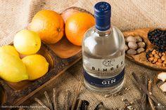 classic LONDON DRY GIN traditional recipe from BIMBER DISTILLERY -buy your bottle from: http://bimber-distillery.myshopify.com/products/london-dry-gin/