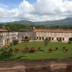 Fortress of Omoa, Cortes Honduras
