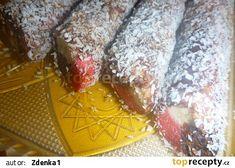 Kokosový kmen recept - TopRecepty.cz Waffles, Beef, Fish, Breakfast, Meat, Morning Coffee, Pisces, Waffle, Steak