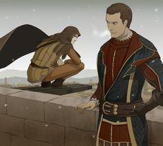 Machiavelli, La Volpe by doubleleaf on DeviantArt