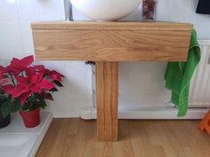 Madera Maciza – JCea Table, Furniture, Home Decor, Solid Wood, Solid Oak, Trays, Objects, Interiors, Decoration Home