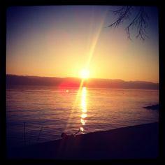 Nice Sunset hoooo :-)))
