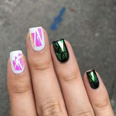 Glass Nails autunno inverno 2015- 2016 (Foto) | Stylosophy