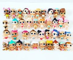 Ready new Original- LOL Lil Sister Figure -Rp colour with cold water. Christmas Presents, Christmas Decorations, Barbie Fashionista, Lol Dolls, My Little Pony Friendship, Color Change, Bowser, Pikachu, Mickey Mouse