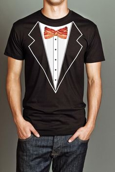 Jack in the Box limited Bacon Tuxedo by JackThreads (aThrillist co)