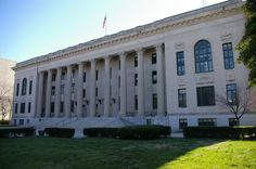 Mecklenburg County  (Old Criminal Courts Building)