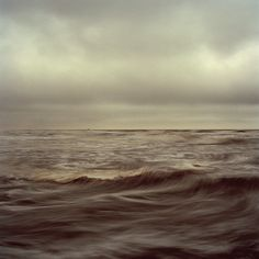 North Sea, early morning by Géraldine vW, via Flickr