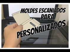 1001 Moldes para personalizados - Silhouette - YouTube