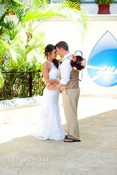 Paige & Tyler - BridalifeStyle Real Weddings - Destination, Cancun Mexico, Kristina Gaines Photography www.kristinagainesphotography.com