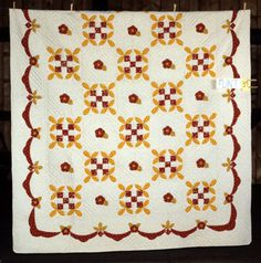 The Quilt Index: S.Hoag Hildegard with help from Mary Schafer