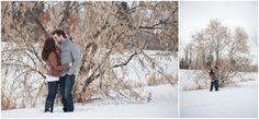 Winter Couples Photos