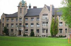 Galt Collegiate Institute in Cambridge Ontario Galt Ontario, Canada Ontario, Cambridge Ontario, Gone Days, Tri Cities, Beautiful Architecture, The Neighbourhood, College, In This Moment