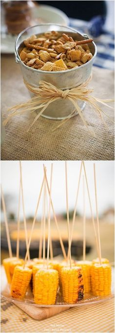 Top 25 Rustic Barbecue BBQ Wedding Ideas / http://www.deerpearlflowers.com/barbecue-bbq-wedding-ideas/ #SmallWeddingIdeas