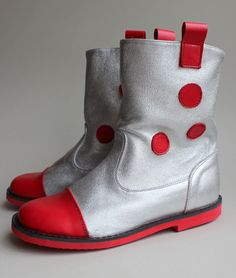 Handmade boots  #atelierdjm