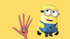 Minions Finger Family Song