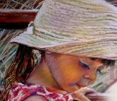 Dawn Hill is a fabulous pastel artist from the U.K.