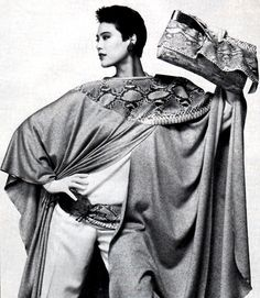 Lisandro Sarasola, American Vogue, November 1984.