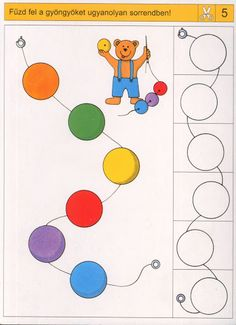 Logico --Rajzolunk, festünk, barkácsolunk - Katus Csepeli - Picasa Webalbumok Sequencing Cards, Cicely Mary Barker, Nursery School, Home Activities, Early Education, Eyfs, Child Development, Speech Therapy, Worksheets