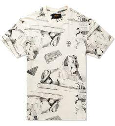 10.Deep White New Standard T-Shirt   HYPEBEAST Store ($40.00) - Svpply