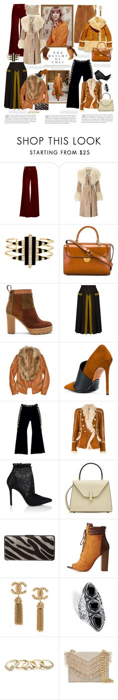 """Have fun with your pieces!"" by marleen1978 ❤ liked on Polyvore featuring Racil, Miss Selfridge, Noir Jewelry, Maison Margiela, See by Chloé, Marco de Vincenzo, Balmain, Moschino, Stella Luna and Valextra"