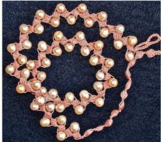 náramok a náhrdelník s gorálkami