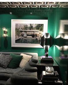 Green moderne/ @martynbullard