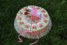 Tort jako prezent na ślub