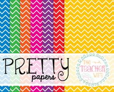 The Teacher Wife Pretty Papers