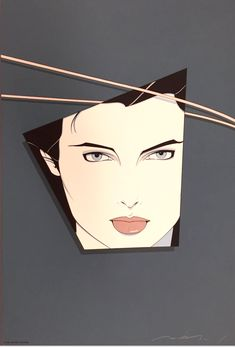 Patrick Nagel, 80s Fashion Icons, Nagel Art, New Wave Music, 80s Design, Like Image, Art Icon, Pop Art, Pin Up