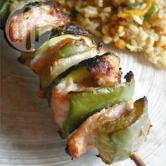 Pork Kebabs @ allrecipes.com.au