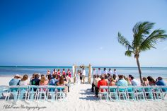 Key West Wedding On Smathers Beach Florida