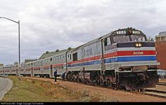 RailPictures.Net Photo: AMTK 714 Amtrak GE P30CH at Madison, Wisconsin by Tom Farence