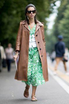 Après New York et Londres, les Fashionistas Ont Débarqué à Milan Jour 2 Natasha Goldenberg