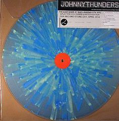 THUNDERS, Johnny - The Last Show At Max's Kansas City NYC (reissue) (Record Store Day 2014)