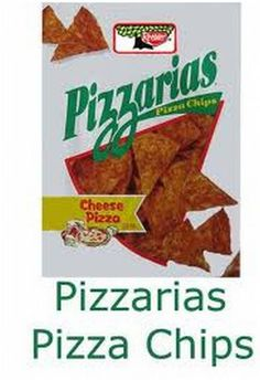 .Pizzarias. I loved these. Wish they would come back out with them.