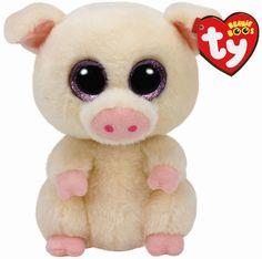 5a42e4d874d Ty Beanie Boos™ Piggley Pink Pig