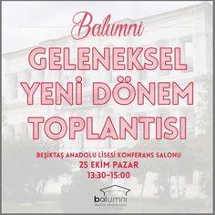 Beşiktaş Anadolu Lisesi Mezunlar Derneği Geleneksel Yeni Dönem Toplantısı