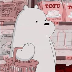 we bare bears— Cartoon Wallpaper, Bear Wallpaper, Screen Wallpaper, We Bare Bears Wallpapers, Cute Wallpapers, Cartoon Icons, Cute Cartoon, Cartoon Bear, Happy Cartoon