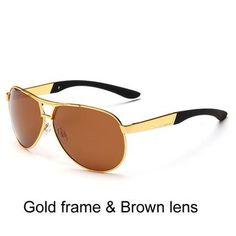 90d6b68f8f Classic Men Polarized Sunglasses Polaroid Driving Aviation Sunglass