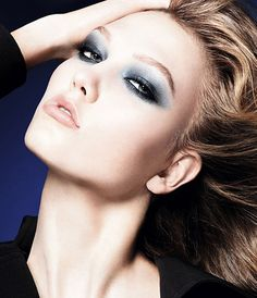 Blue smokey eye - Dior